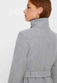 Vero Moda - Short coat - light grey - 4