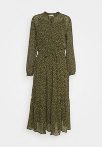 Moss Copenhagen - ADDIE ROSALIE DRESS - Day dress - leaf - 0