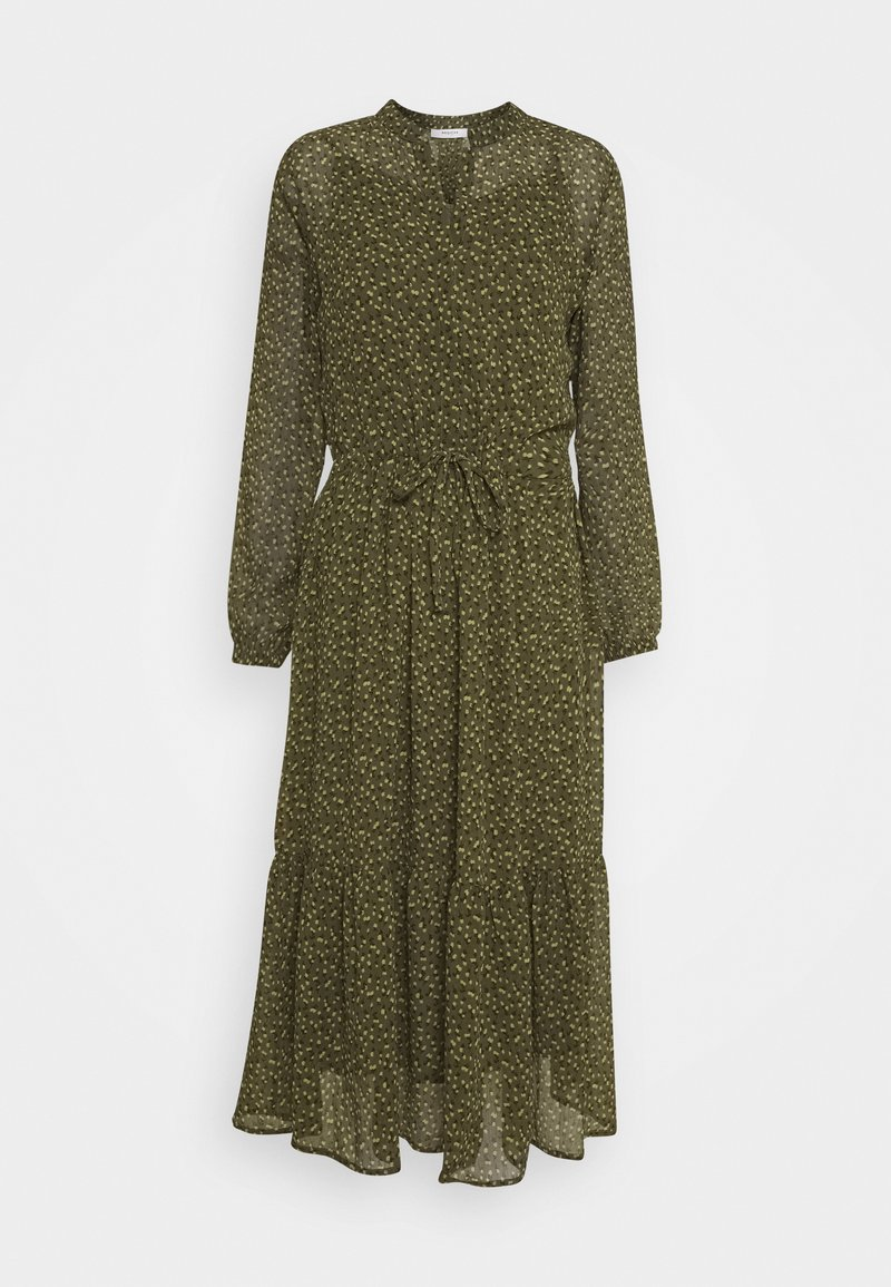 Moss Copenhagen - ADDIE ROSALIE DRESS - Day dress - leaf