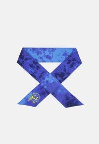 Nike Performance - ERA EXPL HEAD TIE - Ear warmers - blue void/speed yellow - 1