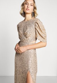 Three Floor - EXCLUSIVE SEQUIN GOWN - Occasion wear - gold - 3