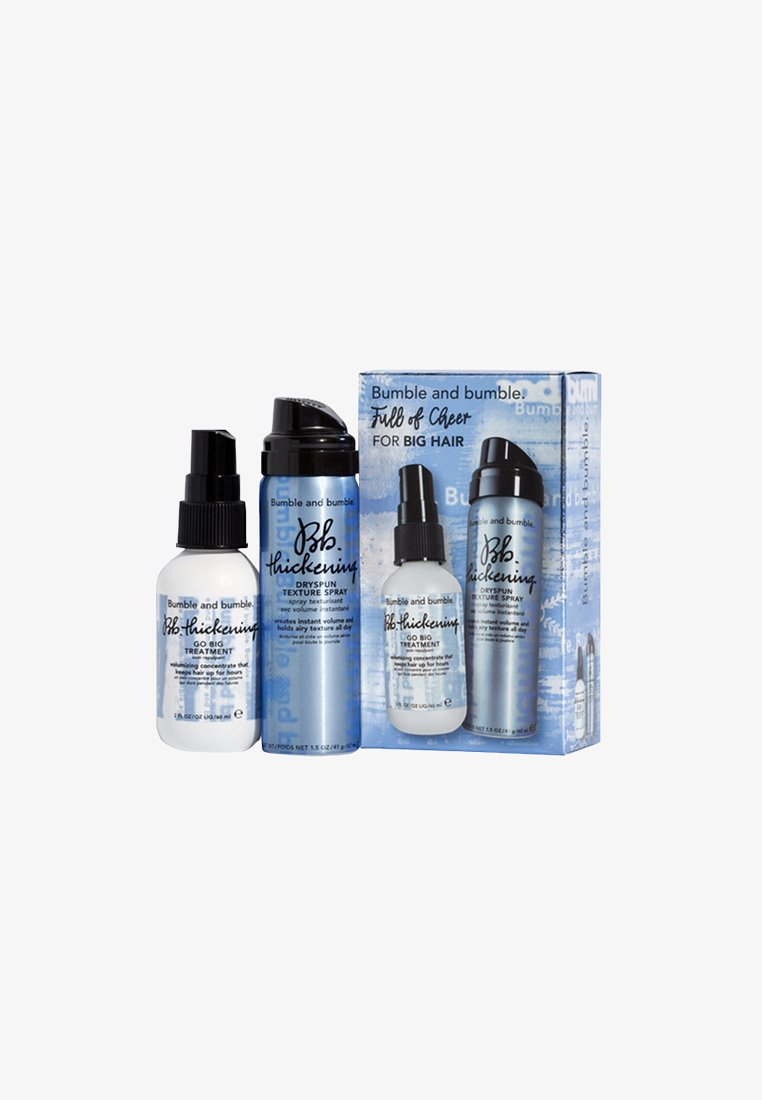 Bumble and bumble - THICKENING DUO HERO EXCL. - Haarset - -