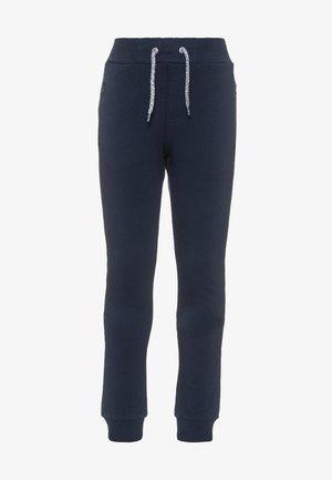 NKMHONK - Pantalones deportivos - dress blues