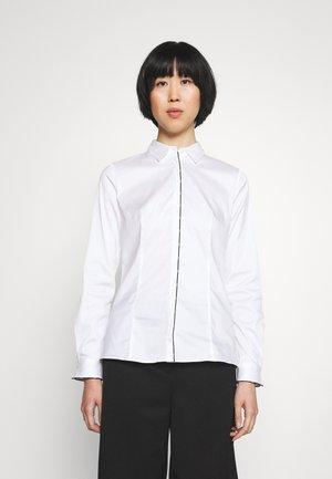 ETRINA - Button-down blouse - white