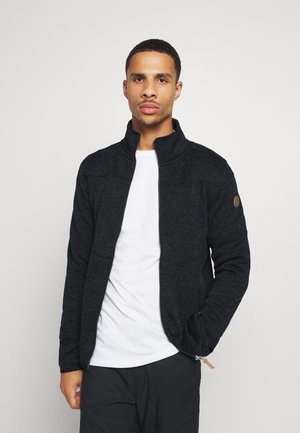 ALBERTON - Fleece jacket - dark blue