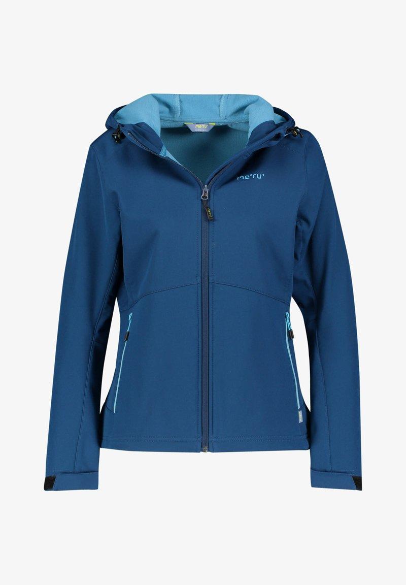 Meru - BREST - Soft shell jacket - blau (296)