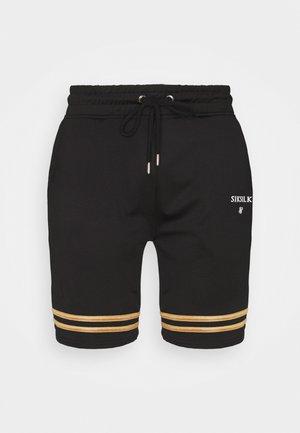 BOUND  - Shorts - black/gold
