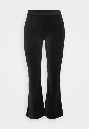 VMKAMMA FLARED - Trousers - black