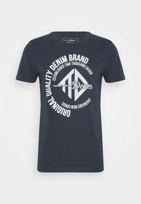 COINPRINT - T-shirt med print - sky captain blue