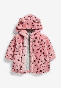 Next - Winterjas - pink - 6