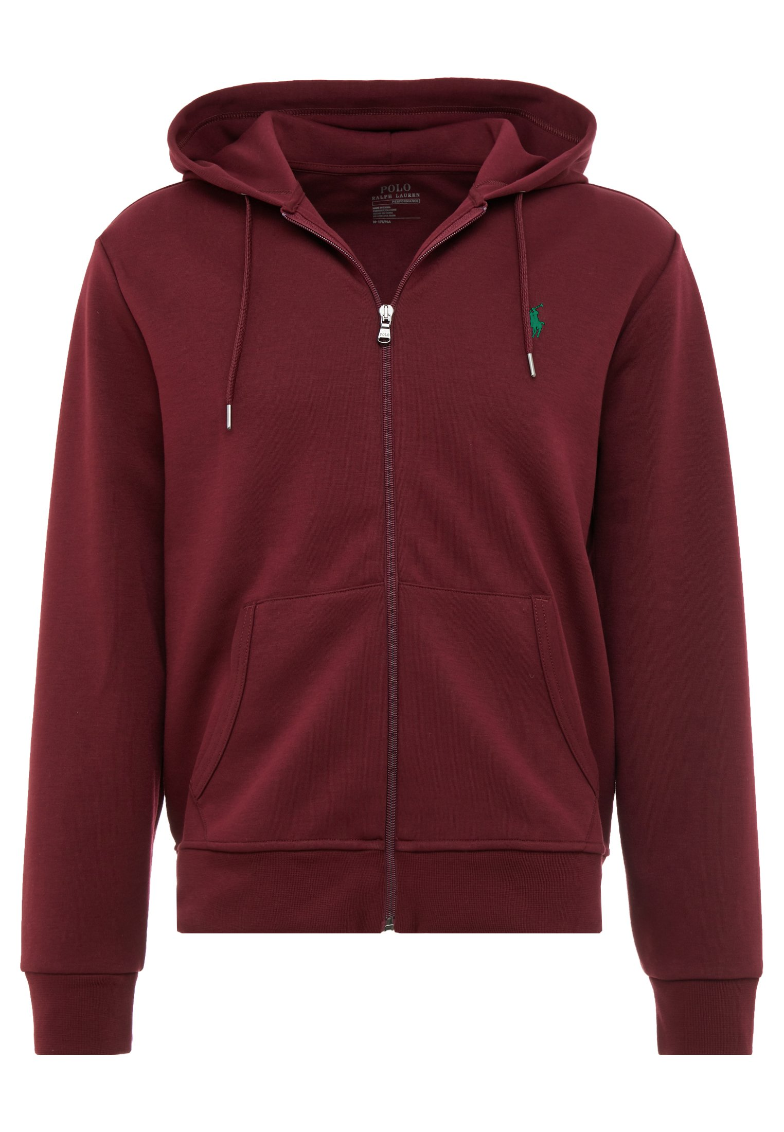 Men DOUBLE-KNIT FULL-ZIP HOODIE - Zip-up sweatshirt