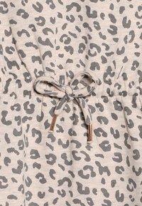 TOM TAILOR - DRESS PRINTED - Day dress - pearl blush rose - 4