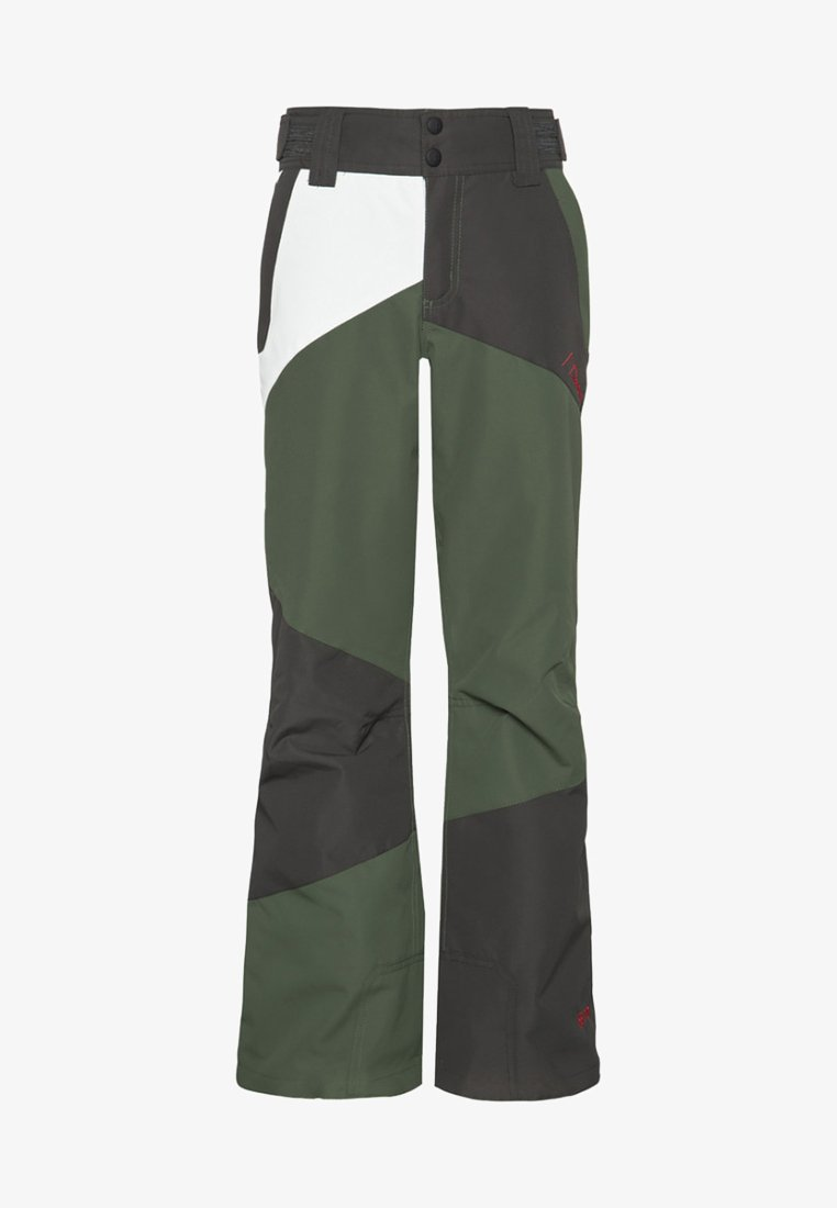 Protest - Snow pants - dark green,