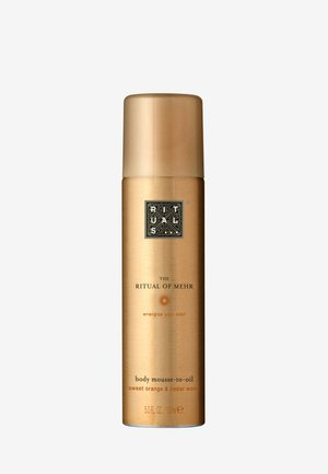 THE RITUAL OF MEHR BODY MOUSSE TO OIL - Körperöl - -
