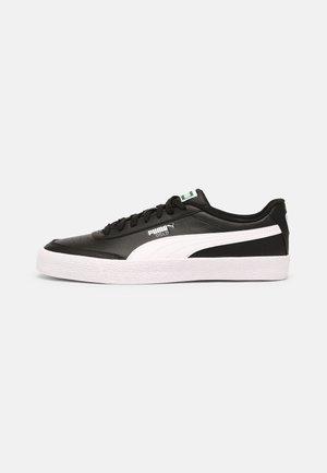 OSLO VULC UNISEX - Sneakersy niskie - black/white
