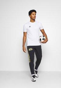 adidas Performance - JUVENTUS TURIN - Club wear - black/pyrite - 1