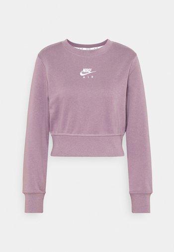 AIR CREW  - Sweatshirt - purple smoke/white