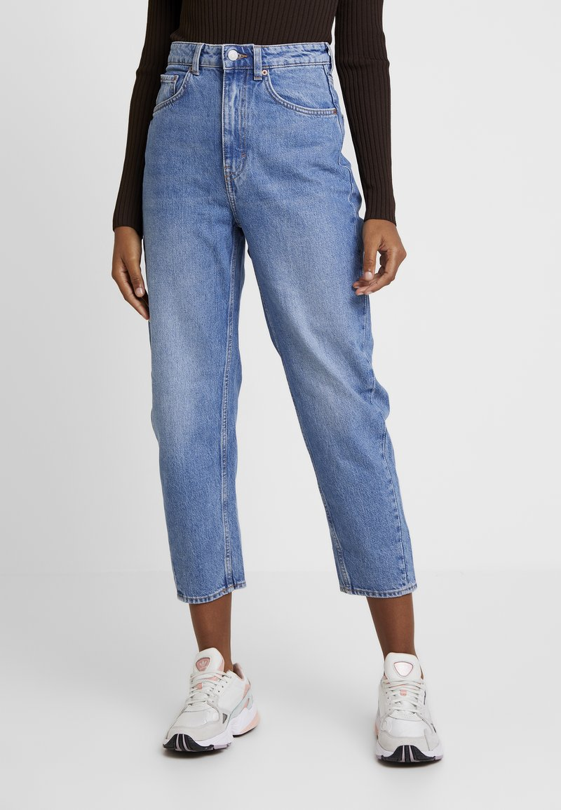 Weekday - MEG - Relaxed fit jeans - air blue