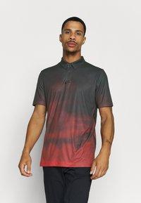 Oakley - SUNSET - Polo shirt - smoke poppy red - 0