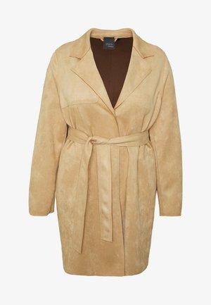 OGIVA - Pitkä takki - beige caldo