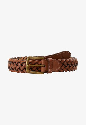 BRAID - Braided belt - saddle