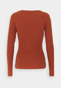 Anna Field - Long sleeved top - brown - 1