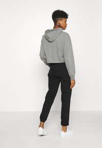 Even&Odd - Loose fit jogger - Pantalones deportivos - black - 2