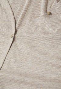 Mango - CLAUDIA - Cardigan - open beige - 5