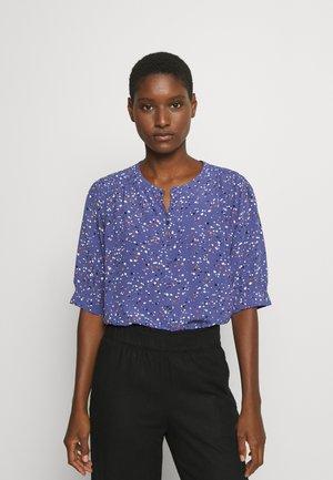 DIMA - Button-down blouse - marlin blue