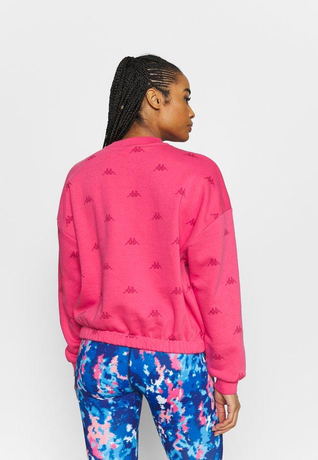IGNARA - Sweater - honeysuckle