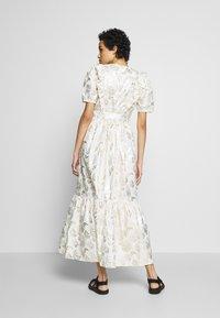 Résumé - TENDORA DRESS - Maxi dress - white - 2