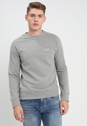 SAMUEL - Sweatshirt - greymelange