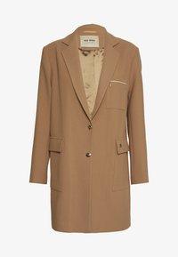 Mos Mosh - CHRISTIE WALL COAT - Short coat - burro camel - 0
