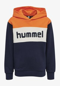 Hummel - MORTEN  - Hættetrøjer - carrot - 0