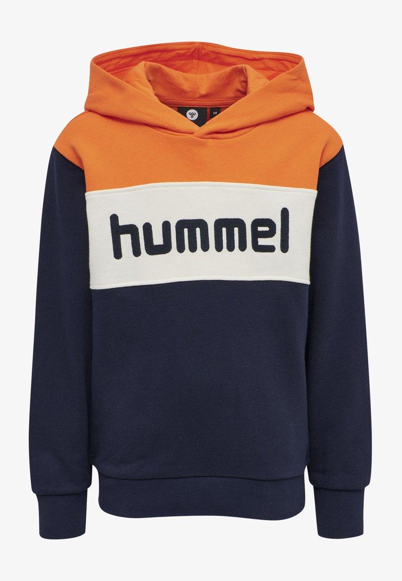 Hummel - MORTEN  - Hættetrøjer - carrot