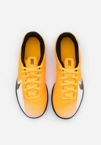 Nike Performance - MERCURIAL VAPOR 13 CLUB TF - Astro turf trainers - laser orange/black/white - 3