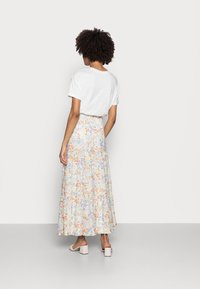 Esprit - SKIRT - Maxi skirt - off white - 2