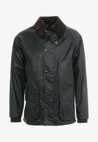 Barbour - BEDALE - Summer jacket - sedge - 5