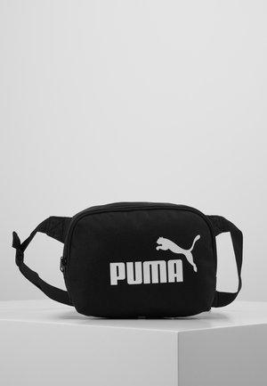 PHASE WAIST BAG - Bum bag - black