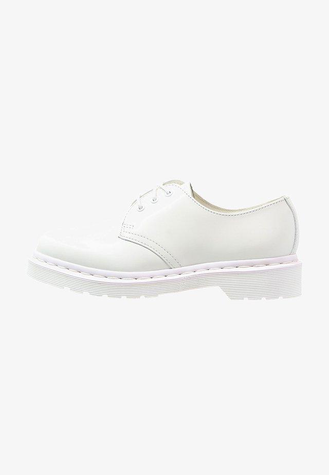 1461 - Lace-ups - white