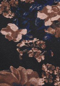 ONLY - ONLALICE ZIP - Zip-up sweatshirt - black - 6