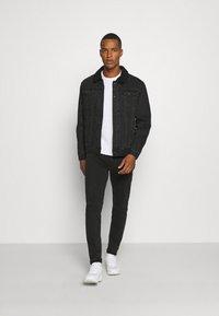 Blend - OUTERWEAR - Denim jacket - denim black - 1