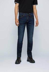BOSS - Jeans slim fit - dark blue - 0
