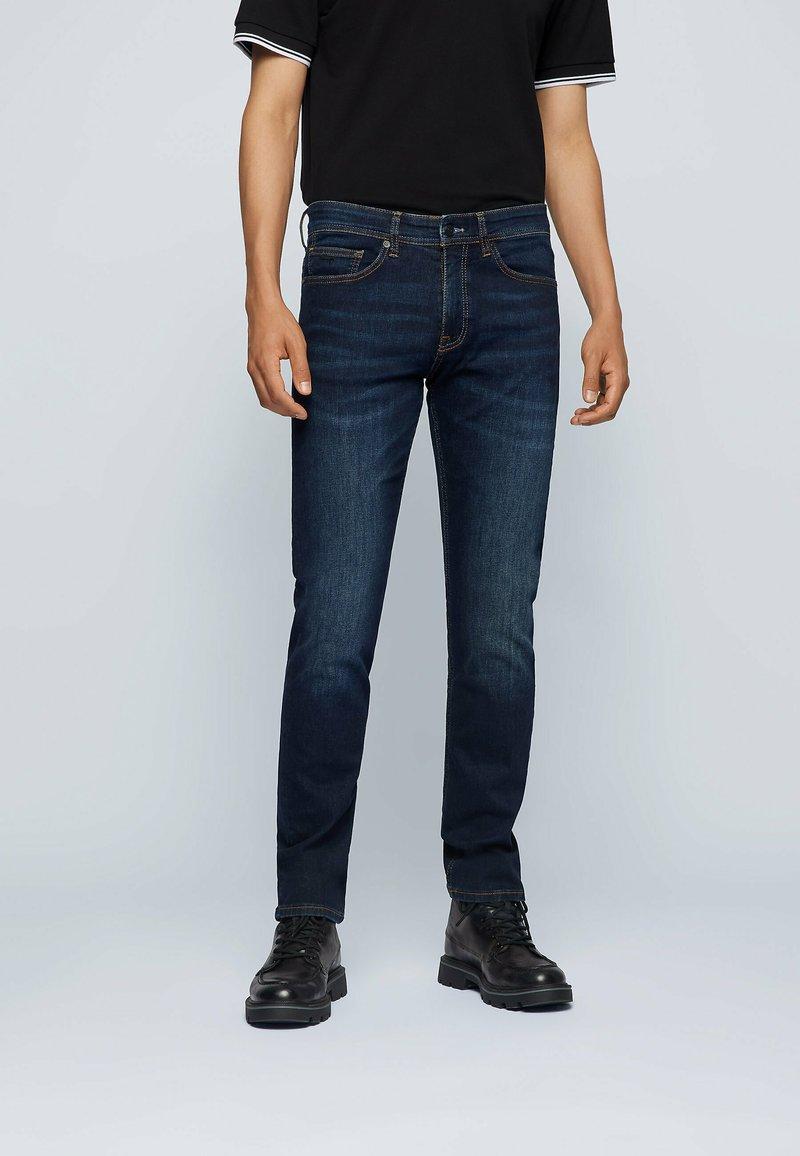 BOSS - Jeans slim fit - dark blue