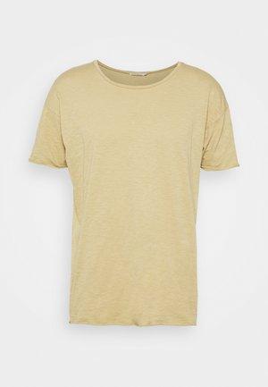 ROGER - T-shirt basic - oat