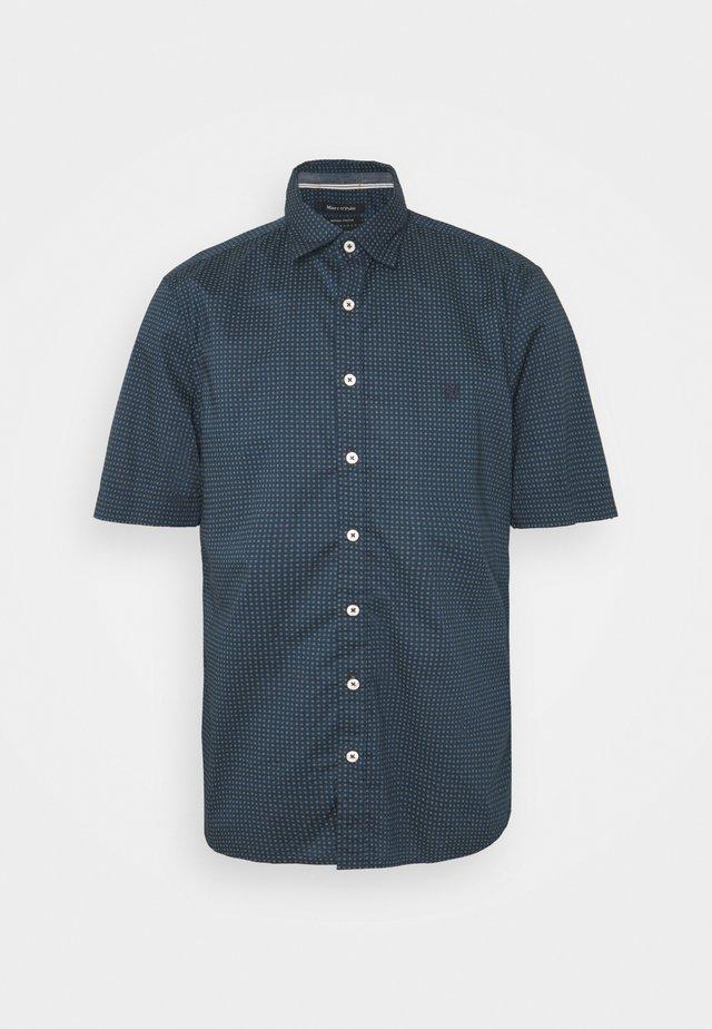 Shirt - dark blue