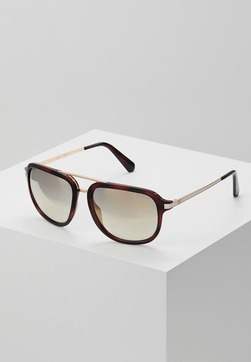 Guess - Sluneční brýle - havana