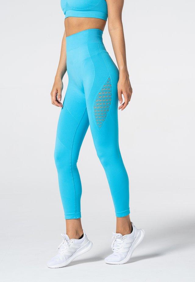 Collants - blue