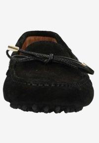 Manfield - Boat shoes - black - 4