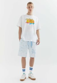 PULL&BEAR - Shorts - blue - 1